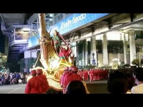 Thailand Tourism Festival 2015 Parade - Discover Thainess