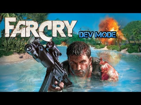 how to add devmode to far cry