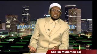 Dr Muhamed Taj ...Akamitii Islamnii waliin jirachu qaba