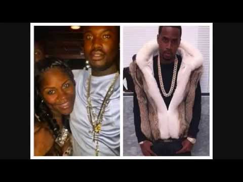 Meek Mill Calls out his Baby Mama for Trying to pull a DRAKE on Him!