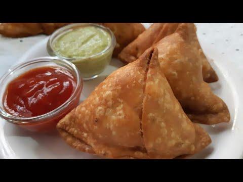 Samosa recipe l खस्ता समोसे हलवाई जैसे घर पर बनाये l Ramadan recipes