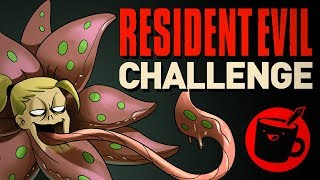 Artists Draw Resident Evil Monsters (That They've Never Seen)