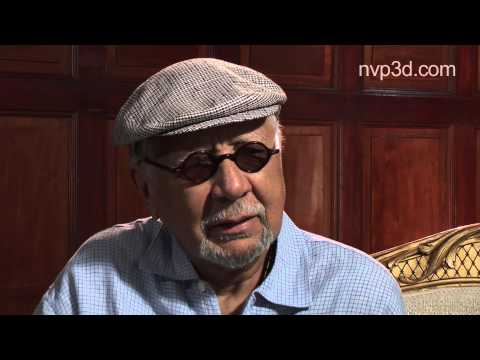 Charles Lloyd, first Star of the Montreux Jazz Festival - 2D version