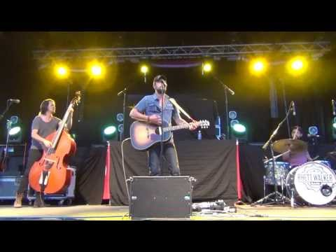 Rhett Walker Band Live (Acoustic): When Mercy Found Me (Tomah, WI- 5/8/13)