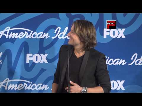 Keith Urban post show interview American Idol Season 12 Finale