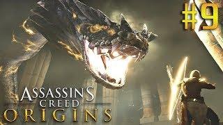 DEVASA ÇÖL YILANI ! | Assassin's Creed Origins Türkçe Bölüm 9