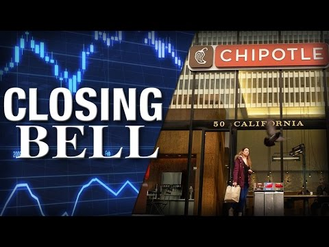 Closing Bell: Stocks Rally on Dovish Remarks From ECB's Draghi