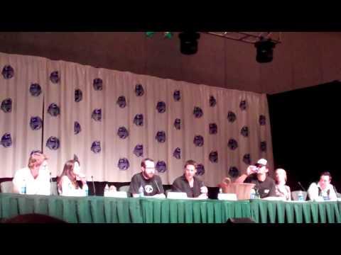 Dragon Con 2010 Stargate Panel Letters From Pegasus Beyond Part