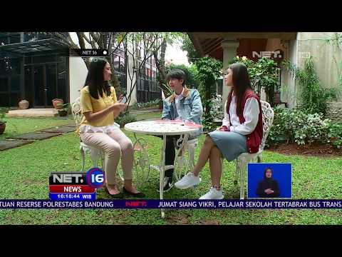 Ngobrol Lebih Dekat Bersama Dilan Dan Milea    NET 16