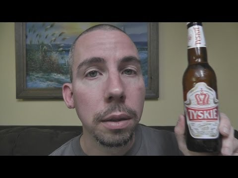 ASMR Beer Review 14 - Tyskie Polish Lager. Let's Talk Music. My PO Box & Next Giveaway
