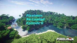 Pxelmon ReLoaded 6