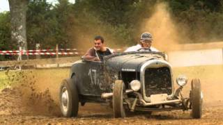 Hot Rods & Classic Cars - Dusty Race - Carl & the Rhythm All Stars - Music to live