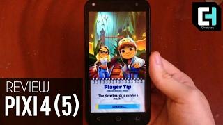 Alcatel Pixi 4 (5) - Review en español