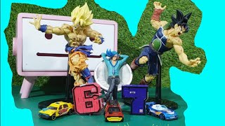 Magic Toys Box: Dragon Ball, One Piece, Hot Wheels, Emco Number For Kids | Mainan Anak