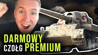 DARMOWY CZOŁG PREMIUM? - World of Tanks