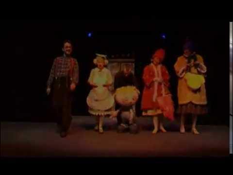 Och Emil -pierwsza Obsada- Wrocławski Teatr Lalek