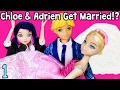 Chloe and Adrien MARRIED?! Poor Marinette! Miraculous Ladybug Doll Episode Part 1 MP3