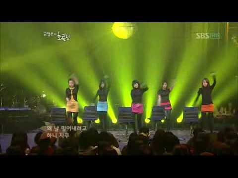 Lagu Korea {wonder Girl  Nobody) video