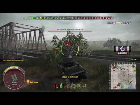 World of Tanks - Ps4 - Snakebite - Live Oaks - Ace Tanker Devastator