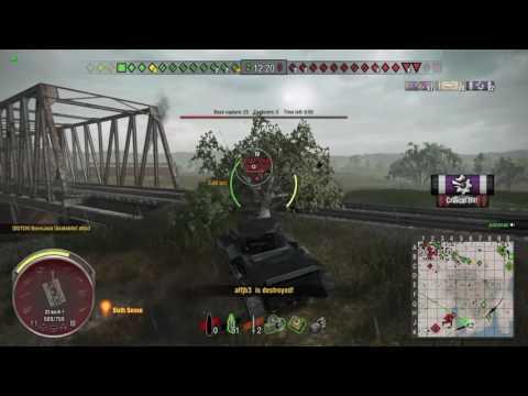 World of Tanks - Ps4 - Snakebite - Live Oaks - Ace Tanker Devastator