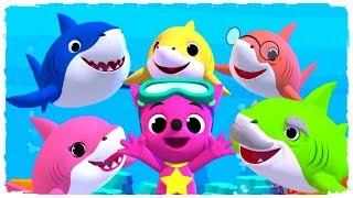Baby Shark | Pinkfong Sing & Dance | Animal Songs | Pinkfong Songs For Children
