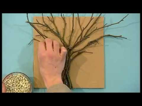 Mister Maker - Twig Tree Picture
