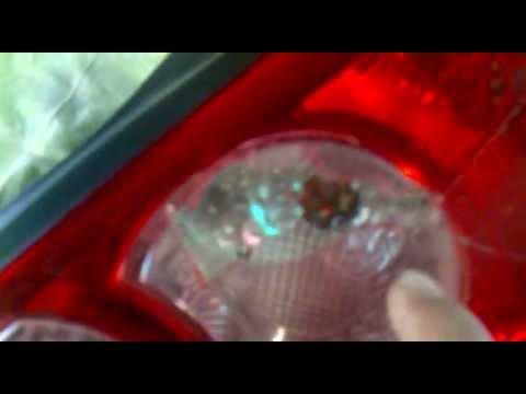 замена задних амортизаторов ваз 2101