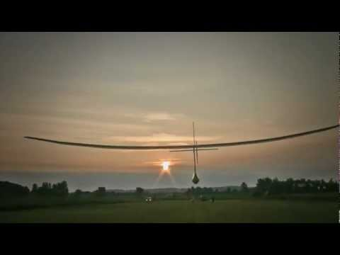 Worlds First Human Powered Ornithopter