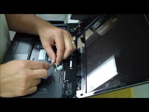Acer Aspire 5517 | 5532 | 5732Z | 5734Z AC DC Power Jack Repair