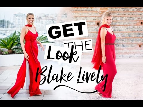 Get The Look : BLAKE LIVELY