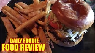 The Rock Burger Review - Jun 1, 2016 - The Rock Wood Fired Kitchen