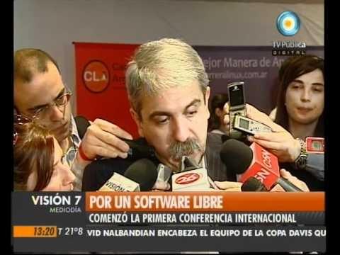 Visión Siete: Argentina por un software libre