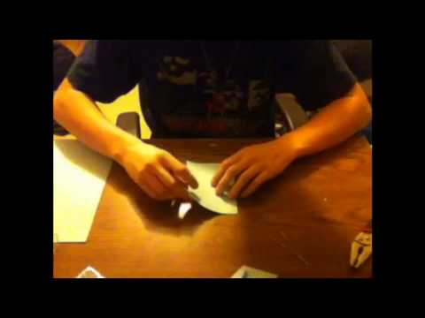 origami how to make paper weapons