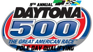 video We now have the 42 drivers that will be in this season's Daytona 500. Next question is who will start on the front row? We're about to answer that question a...