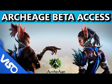 ArcheAge : Closed Beta Access & Release Information