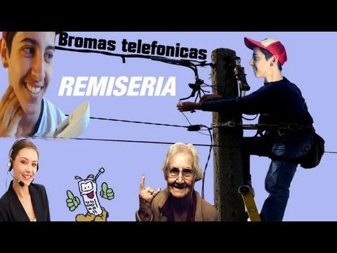 [TREMENDO] Bromas telefónicas