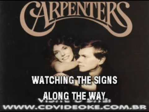 Carpenters, The   We've Only Just Begun