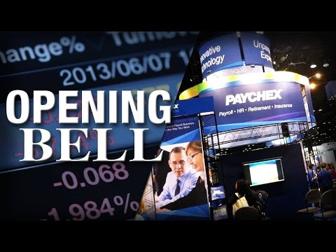 Paychex Survey Shows Small Business Growth, Stocks Open Flat