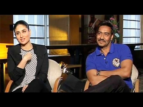 Ajay Kareena defend Aamir over PK poster