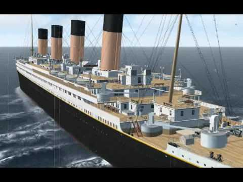 RMS Titanic for Virtual Sailor 7  Part II