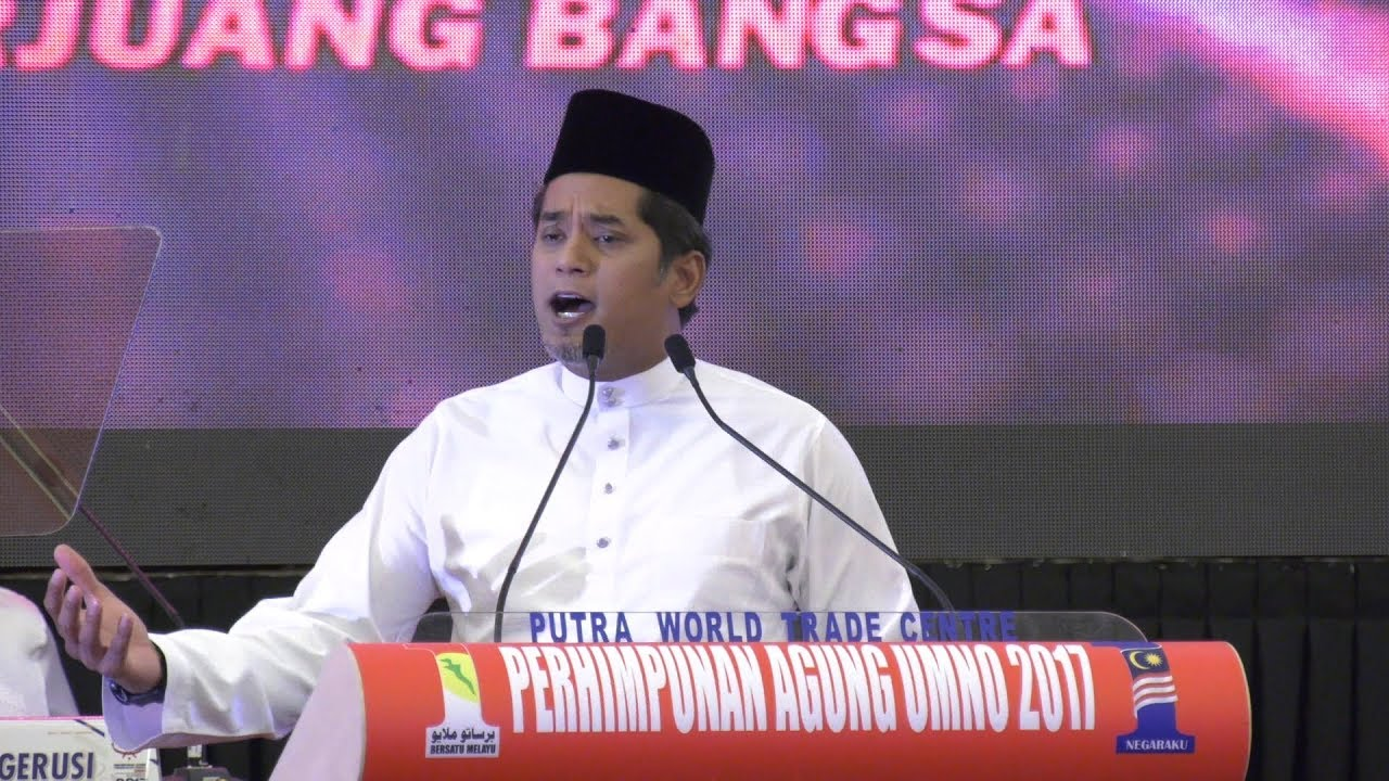 Umno AGM: KJ challenges Dr M to prove he can win polls in internet age