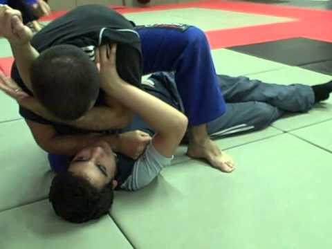 BJJ Drills: Headlock escapes to armbar Image 1