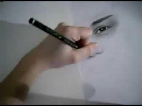 Джастин бибер рисунок карандашом