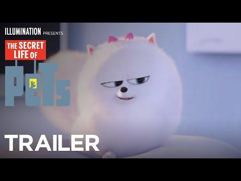 The Secret Life Of Pets - Trailer #3 (HD) - Illumination