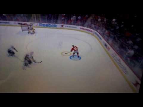 Patrick Kane : NHL 09 goals
