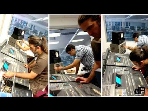 Grabación Musical en Estudio.Proceso