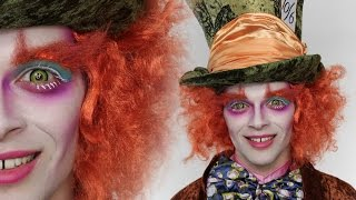 The Mad Hatter MakeUp Tutorial For Halloween   Fancy Dress   Shonagh Scott   ShowMe MakeUp