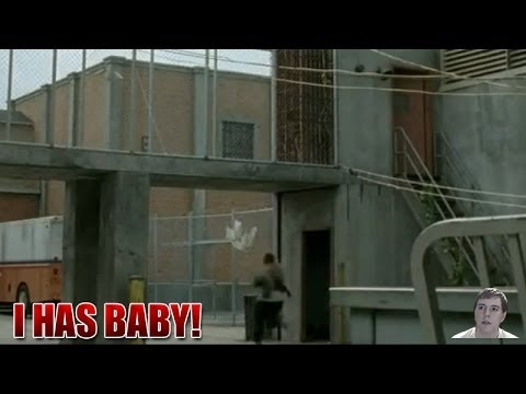 The Walking Dead Season 4 - Tyreese Saved Baby Judith Proof!
