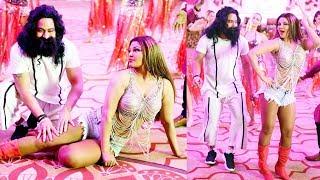 Baba Ram Rahim की बेटी Honeypreet बनी Rakhi Sawant, किया जमकर Dance