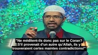 Dr. Zakir Naik Confronte Un Athée (1/2)